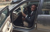 UBANI FOUNDATION, LAWYERS GIVE CAR, WHEELCHAIR TO DISABLED LAWYER