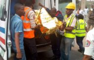 TWO CONFIRMED DEAD, 8 CRITICALLY INJURED IN LAGOS GAS FIRE, SEE PICTURES