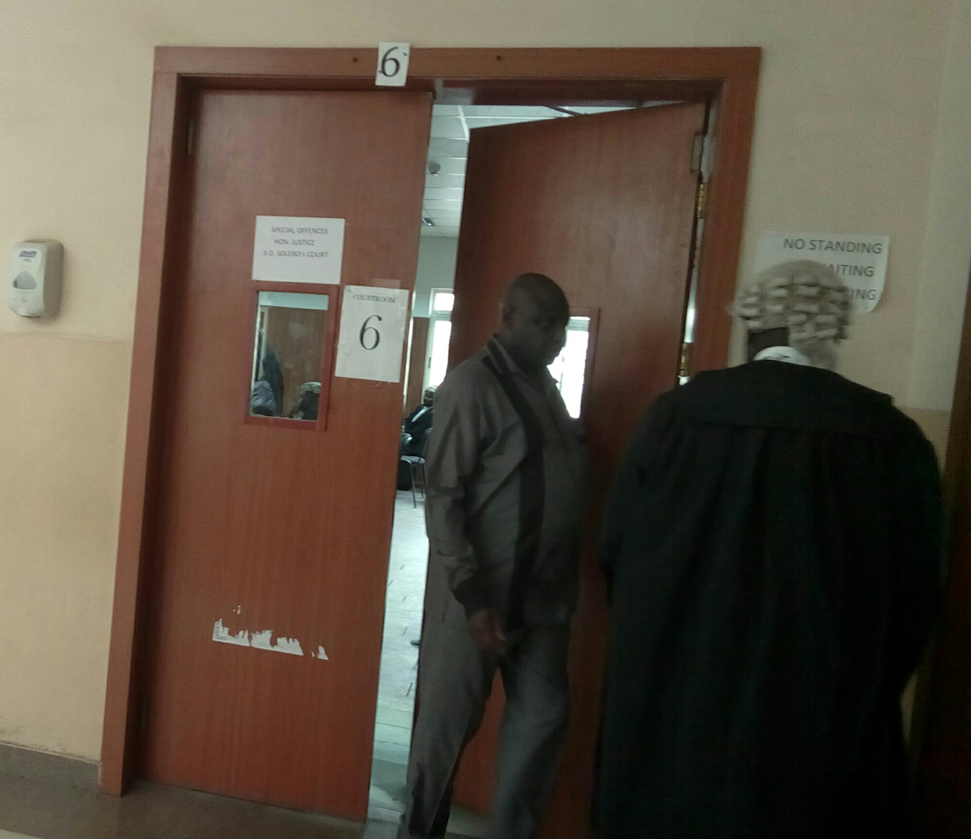 COURT ORDERS EFCC TO RELEASE JUSTICE YUNUSA MOHAMMED NOSIRU'S TRAVEL DOCUMENTS TO CHIEF REGISTRAR
