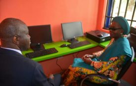 AKEREDOLU COMMISSIONS TECHNOLOGY HUB IN AKURE