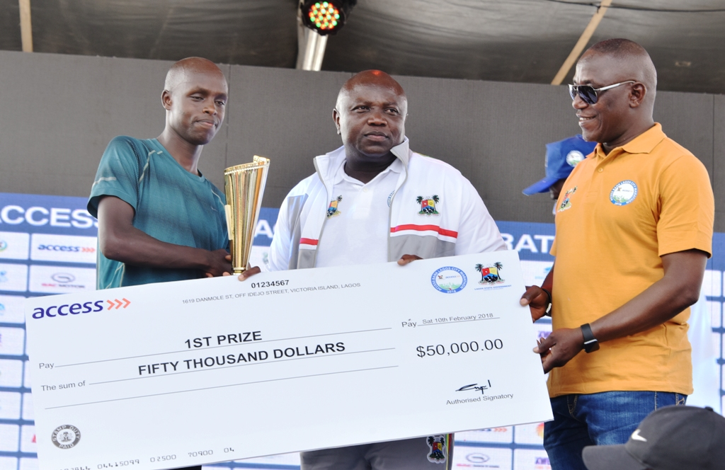 LAGOS MARATHON: EAST AFRICANS RETAIN STAR PRIZES, TAKE AWAY $50,000, $40,000, $30,000